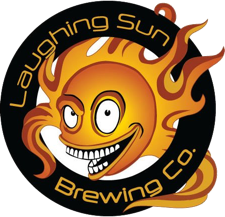An image of the Laughing Sun Brewing logo.